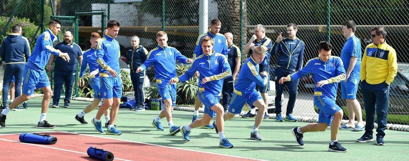 Збірна України зіграє за кордоном товариський матч з Марокко - ЗМІ