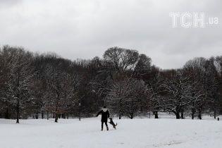 Скасовані рейси та спортивні матчі. Нью-Йорк накрив квітневий снігопад