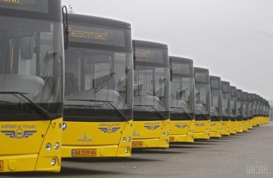 У Києві на Великдень транспорт курсуватиме частіше та довше