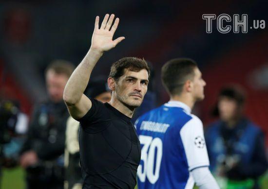 Легендарний іспанський воротар провів супер'ювілейний матч у кар'єрі