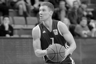 Український баскетболіст помер у віці 30 років