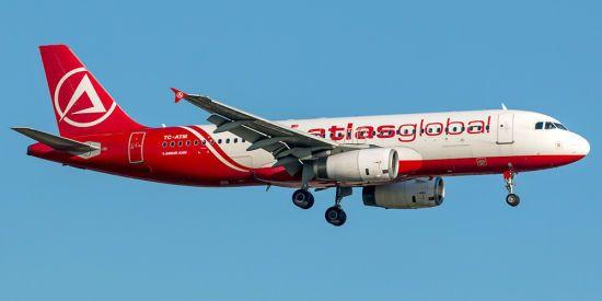 Atlasjet скасував усі рейси з України до Стамбула