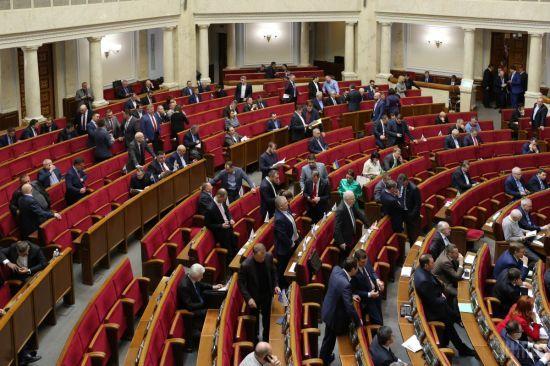 Рада в першому читанні проголосувала за закон про концесії