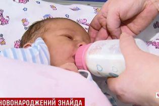 Возле Черкасс мать подбросила в больницу новорожденного младенца