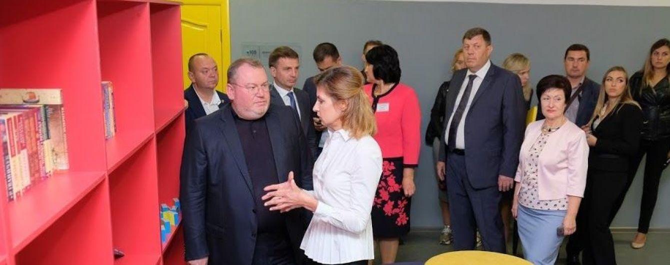 Валентин Резниченко: За три года Днепропетровская ОГА отремонтировала 70 школ