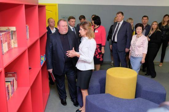 Валентин Резніченко: За три роки Дніпропетровська ОДА відремонтувала 70 шкіл