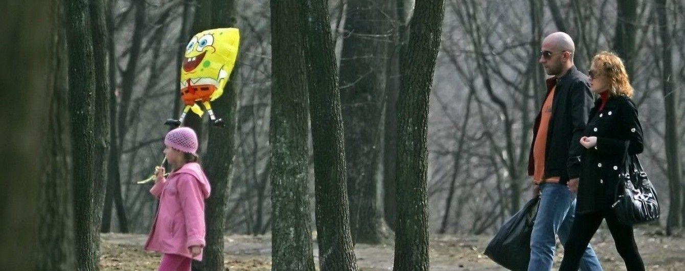 Чистый четверг в Украине будет солнечным, теплым и без осадков. Интерактивная погодная карта