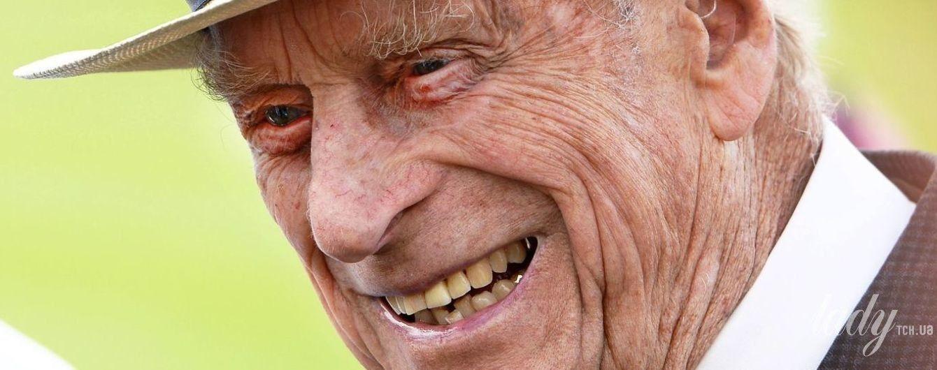 96-летний муж королевы Елизаветы II – принц Филипп – попал в больницу