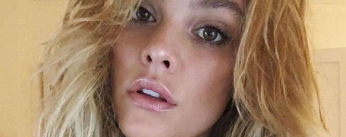 Бывшая Ди Каприо - Нина Агдал, опубликовала свое обнаженное фото в Сети