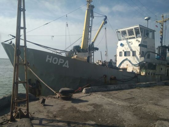 МЗС РФ відреагувало на заборону суднам ходити Україною попередженням про піратство