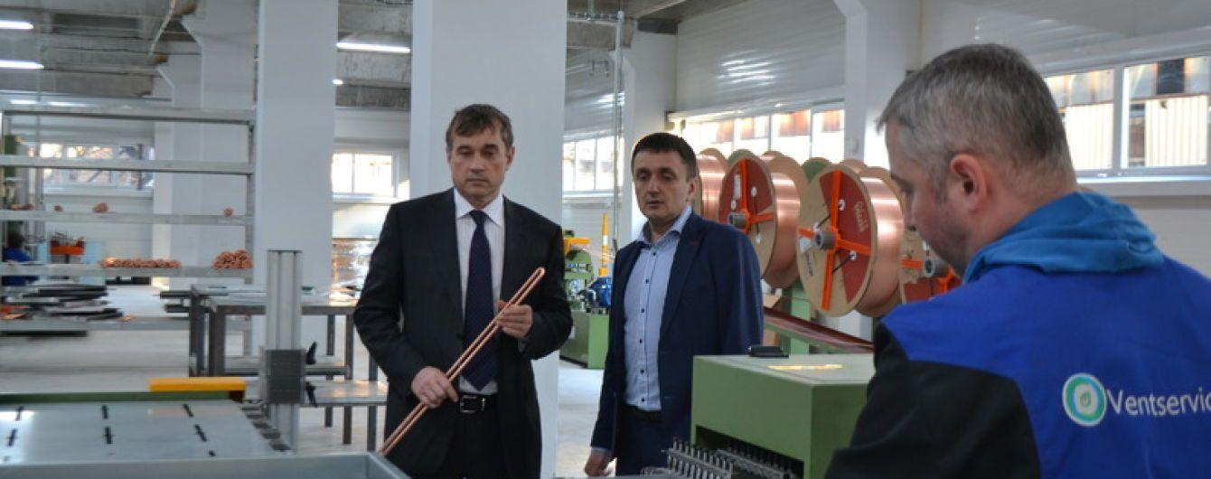 """Завод вентиляції """"Вент-Сервіс"""": успішний розвиток в партнерстві"""