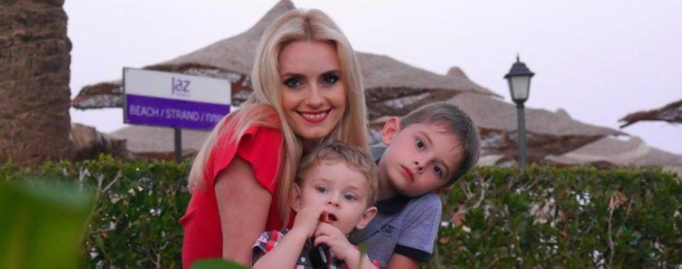 Ірина Федишин замилувала відео, де співає гаївки з маленькими синами
