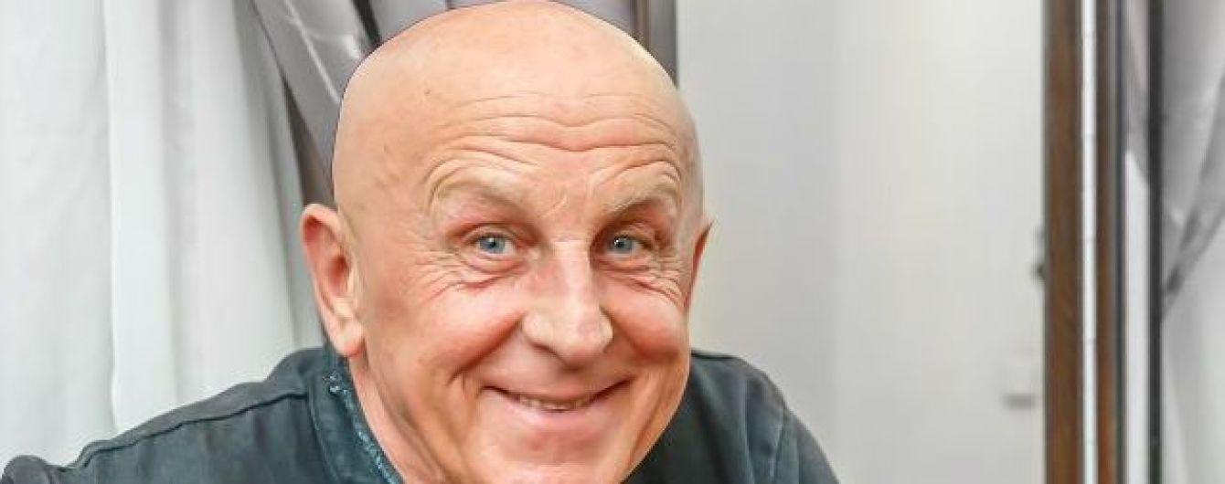 """62-річний Вертинський розповів, як наважився одягнути леопардові стрінги у секс-комедії """"Свінгери"""""""