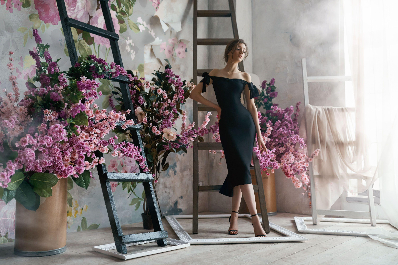 Новая коллекция платьев от бренда Herstory_8