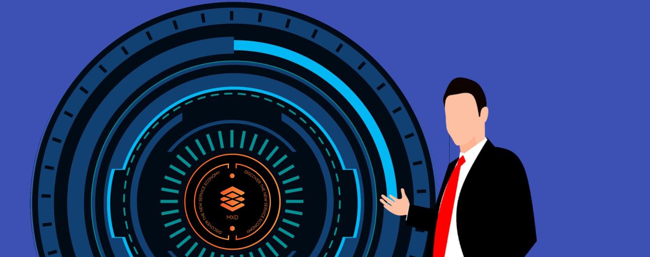 Блокчейн MaxData: мы меняем способ ведения бизнеса