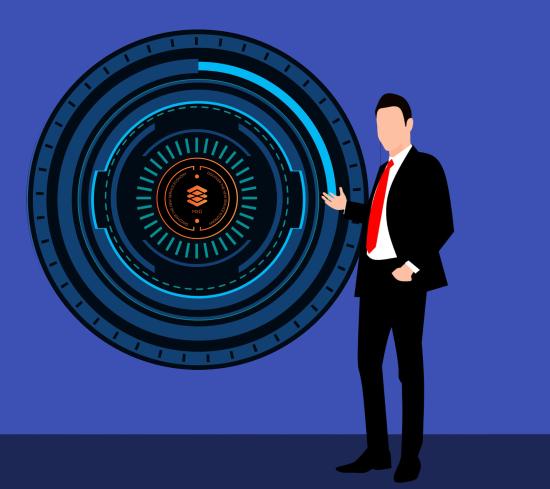 Блокчейн MaxData: ми змінюємо спосіб ведення бізнесу