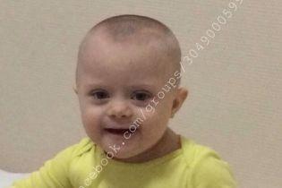 Батьки маленької Варвари благають врятувати донечку