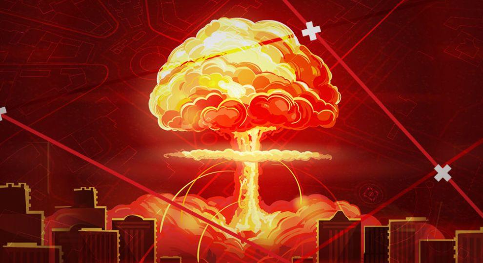 Глобальна ядерна війна. Яке жахіття чекає на людей, якщо на їхнє місто впаде атомна бомба