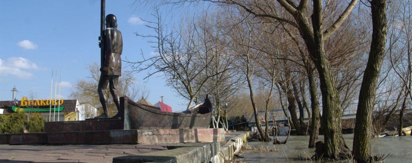 Укргідрометцентр попереджає про очікуване підтоплення половини міста на Одещині