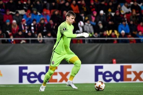 """Воротар """"Зорі"""" Лунін став гравцем """"Реала"""" - Marca"""