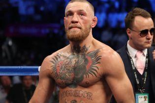 Макгрегор сам прийшов до поліцейського відділку після нападу на автобус з бійцями UFC