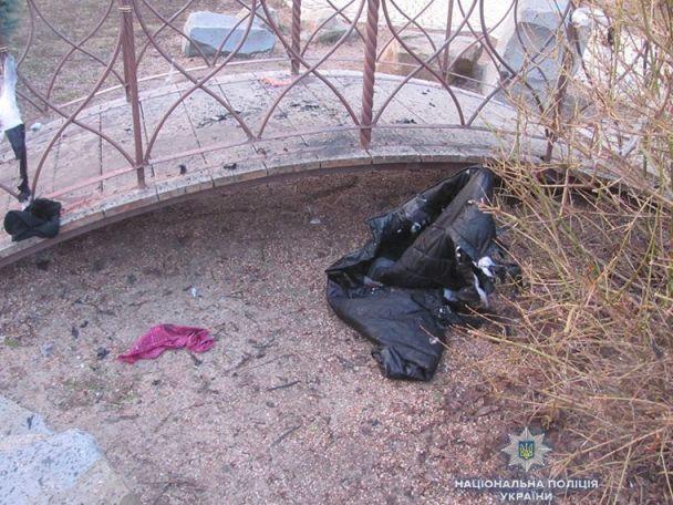 На Луганщине мужчина совершил самоубийство, подорвавшись на гранате