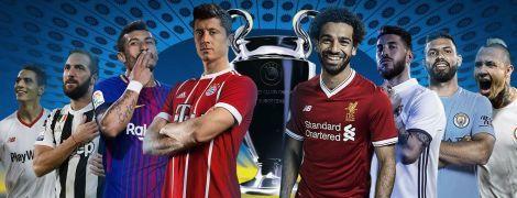 Финал Лиги чемпионов в Киеве: расписание мероприятий