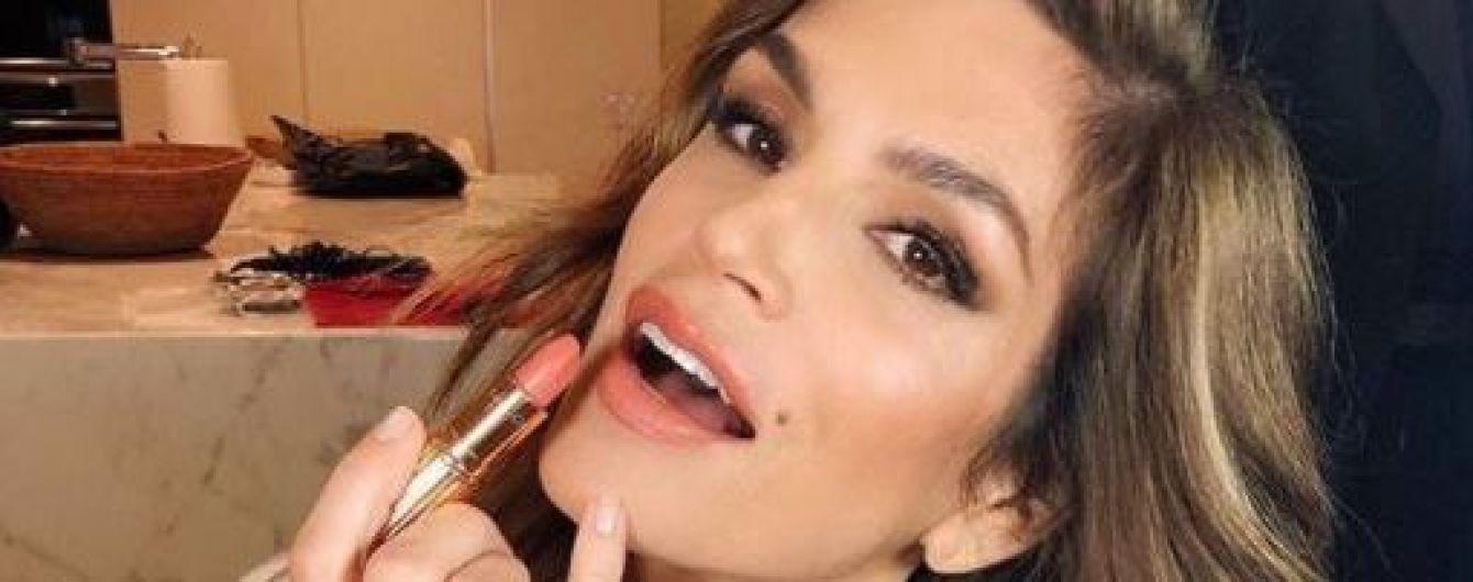 52-летняя Синди Кроуфорд показала фото без макияжа