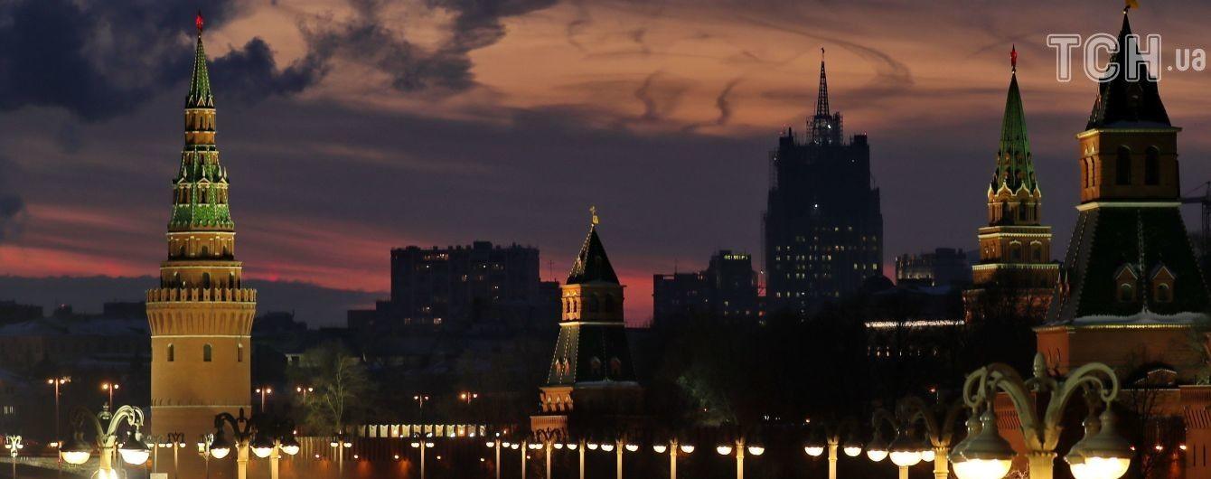У Кремлі розгнівані новими антиросійськими санкціями США та пообіцяли жорстку відповідь
