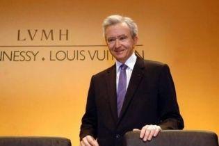 Bloomberg назвал самого богатого человека в Европе