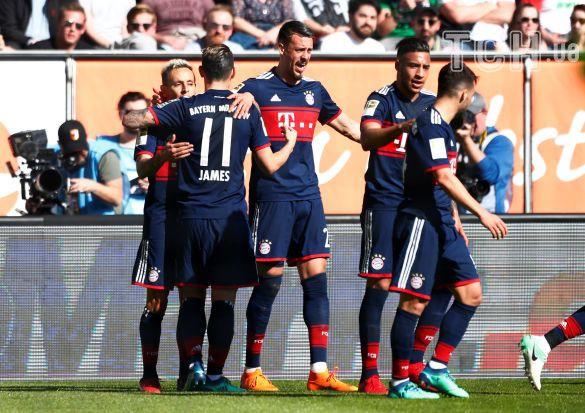 Футболісти Баварії