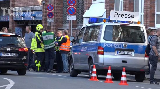 У вантажівці, яка в'їхала у натовп людей у Німеччині, виявили вибухівку