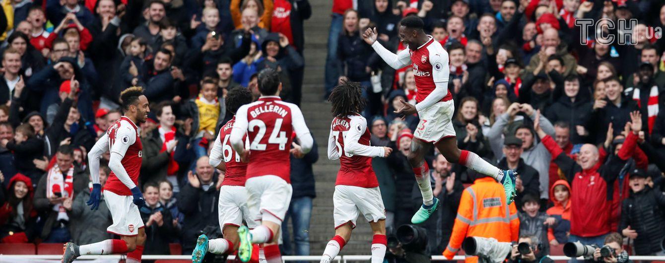 """""""Арсенал"""" виграв шостий матч поспіль, здобувши супервольову перемогу над """"святими"""""""