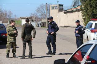 В Николаевском СИЗО около полусотни подозреваемых устроили бунт