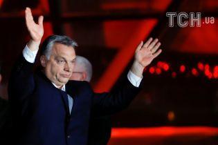 В Венгрии при рекордной явке на выборах уверенно побеждает партия Орбана