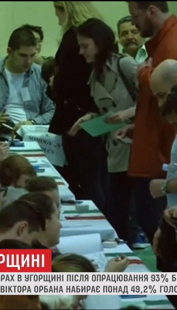 В Венгрии прошли парламентские выборы