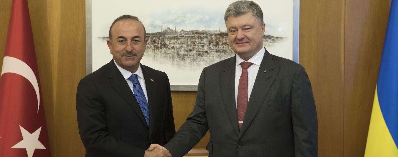 Туреччина готова взяти участь у миротворчій місії ООН на Донбасі