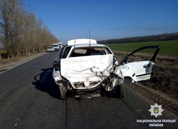 Аварія на Харківщинізабрала життя цілої родини