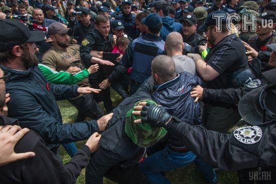 В Одесі встановили спецрежим безпеки