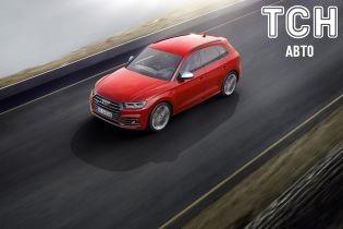 """Audi перекалибрует """"заряженный"""" SQ5"""