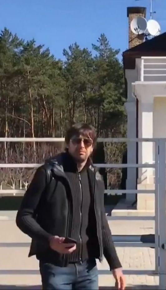 В Олександра Шовковського стріляла колишня теща