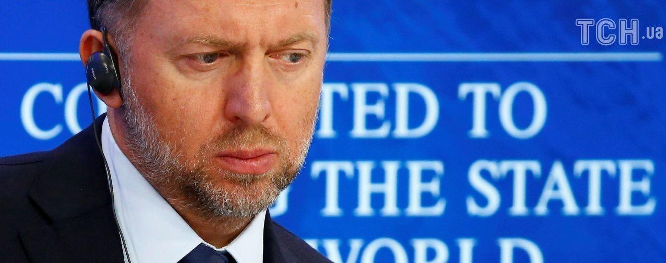 Украина введет санкции против Дерипаски и Ко - Порошенко