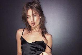 Сексуальная и дерзкая: Бруклин Бекхэм изменил Хлое Морец с моделью Playboy