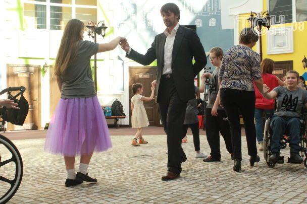 Шовковський готується танцювати на балу: Я буду у всеозброєнні