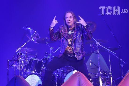 Тонни інструментів, займисте шоу та заряд драйву: як Helloween підірвав Палац спорту