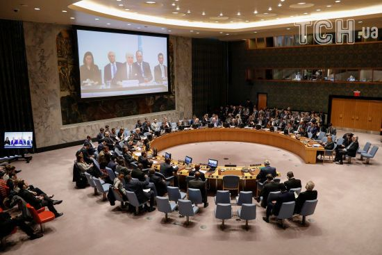 Радбез ООН відхилив другу російську резолюцію щодо Сирії