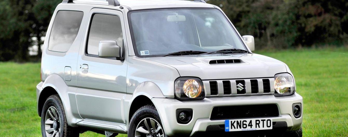 Suzuki Jimny прощается с рынком, но не надолго