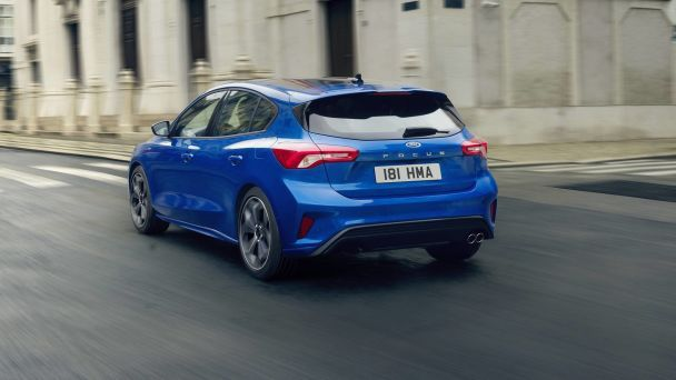 Новый Ford Focus стал стройнее и технологичнее