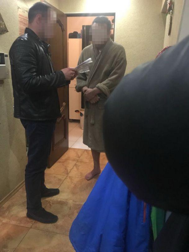 На Виннитчине замглавы прокуратуры погорел на взятке за земельные махинации