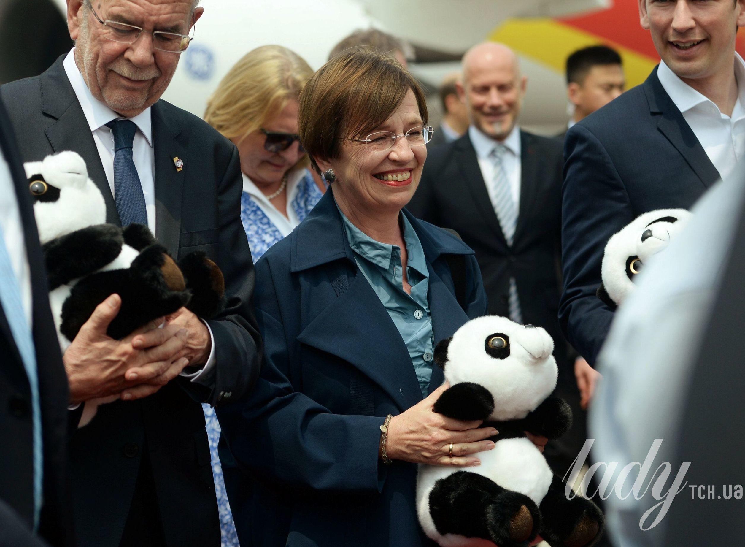 Президент Австрии Александр Ван дер Беллен_2